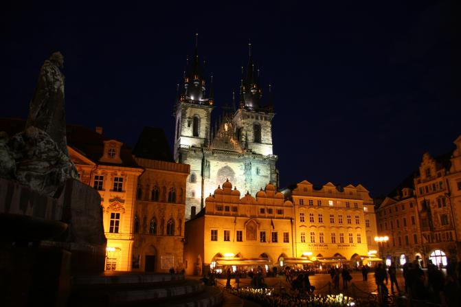Tschechien, Prag im Advent